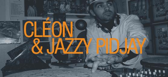 Cléon & Jazzy Pidjay