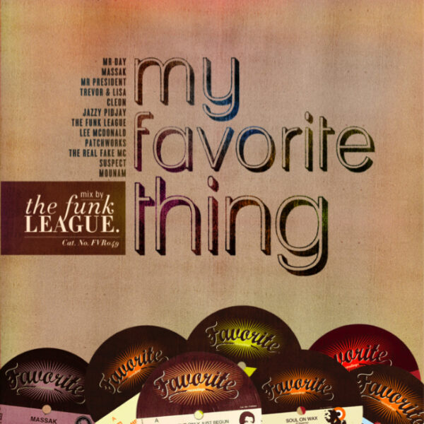 V/A – My Favorite Thing (CD, Comp)