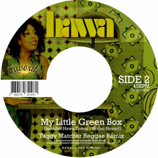 Hawa – My Little Green Box (7″)