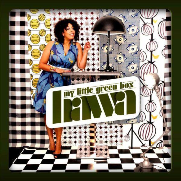 Hawa – My Little Green Box (LP)