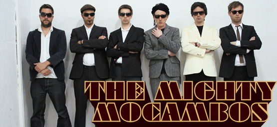 The Mighty Mocambos – The Future Is Here (LP, RE)