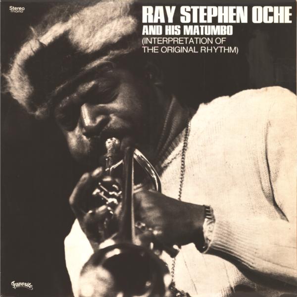 Ray Stephen Oche – Interpretation of the Original Rhythm (LP)