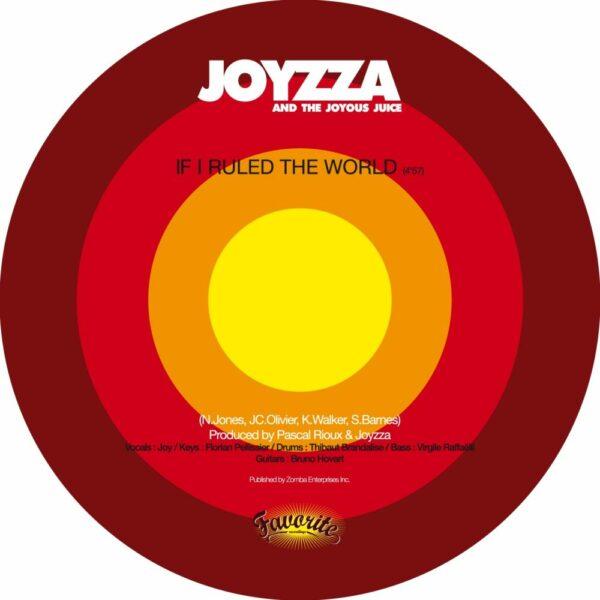 Joyzza – If I Ruled The World (EP)
