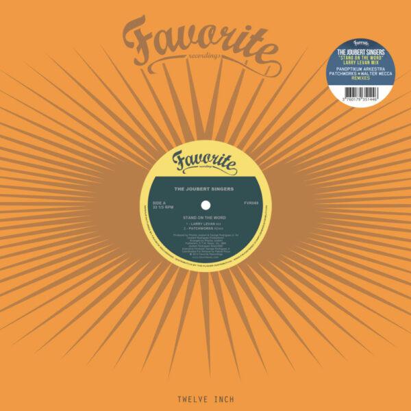 The Joubert Singers – Remixes EP (EP)