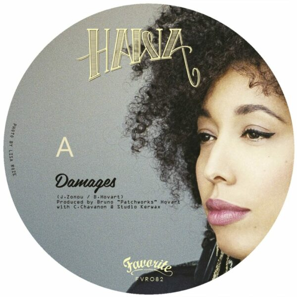 Hawa – Damages / Beam Me Up (7″)