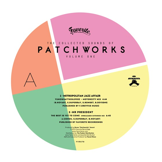 The Collected Sounds of Patchworks Vol. 1 (Comp)