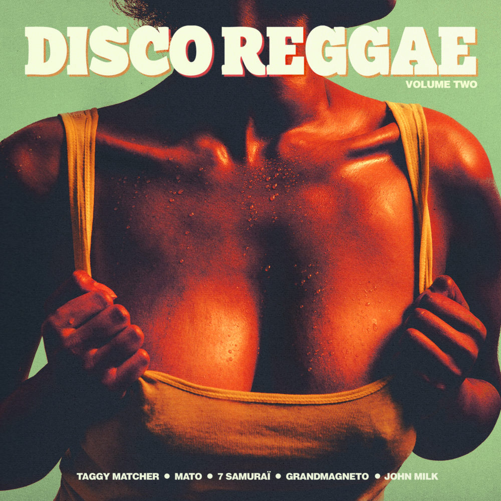 Various – Disco Reggae Vol. 2 (LP, RE)