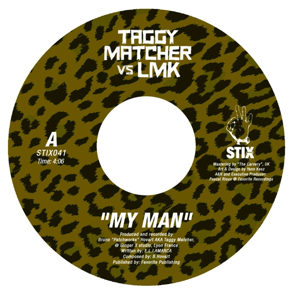 Taggy Matcher & LMK – My Man (EP)