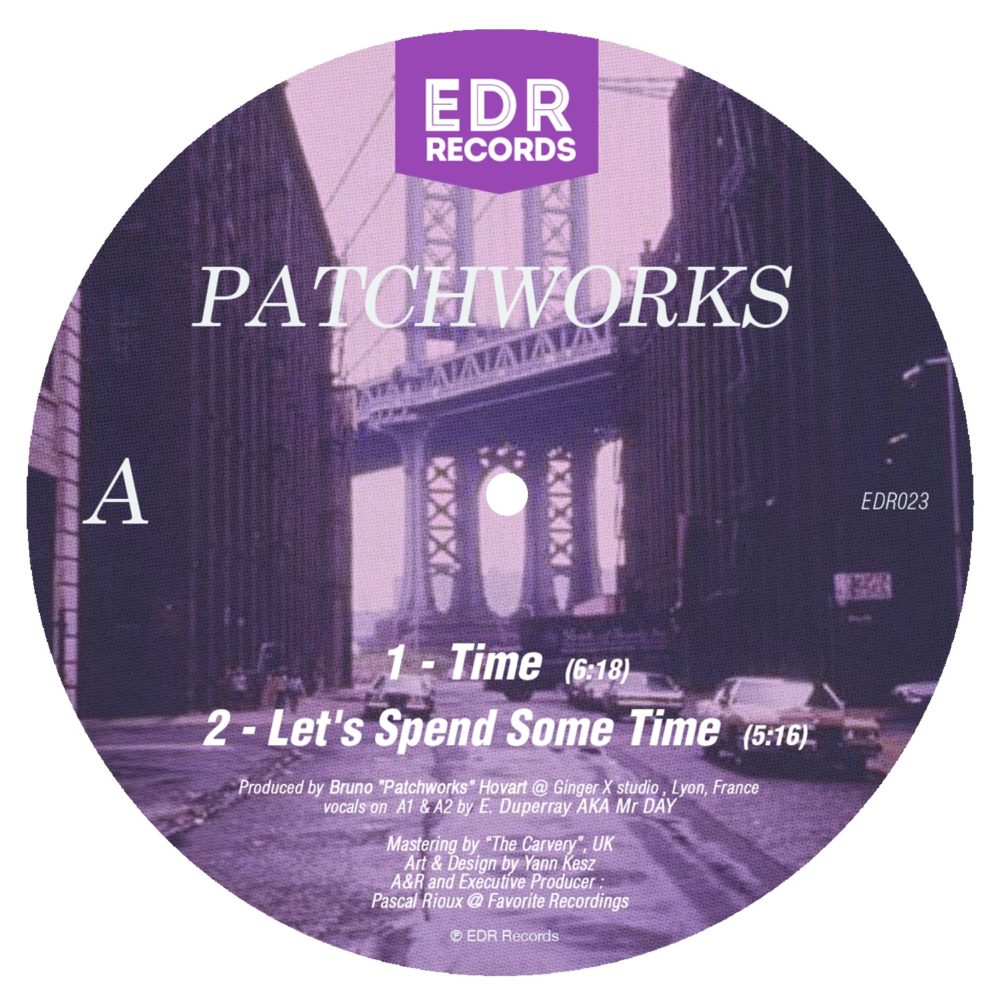 Patchworks – Time (EP)
