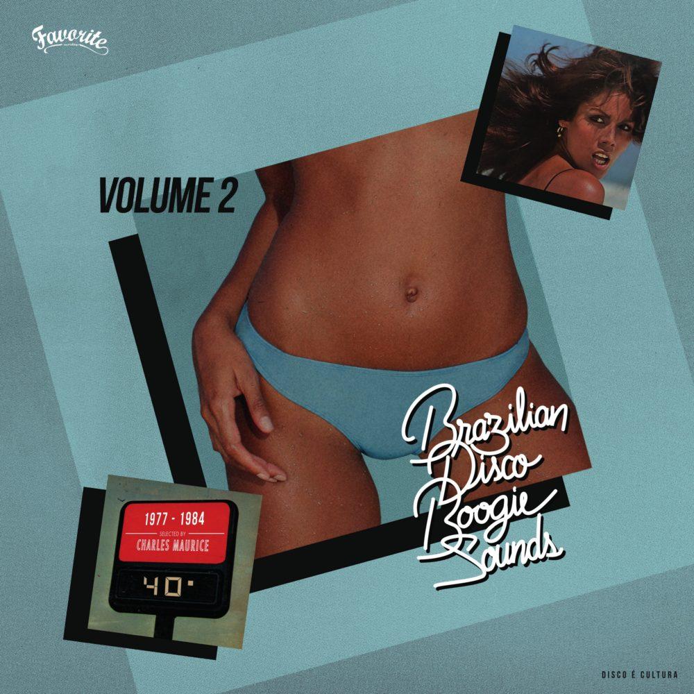 Brazilian Disco Boogie Sounds Vol. 2 (LP, RE)