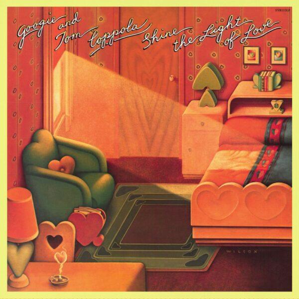 Googie & Tom Coppola – Shine the Light of Love (LP, RE)