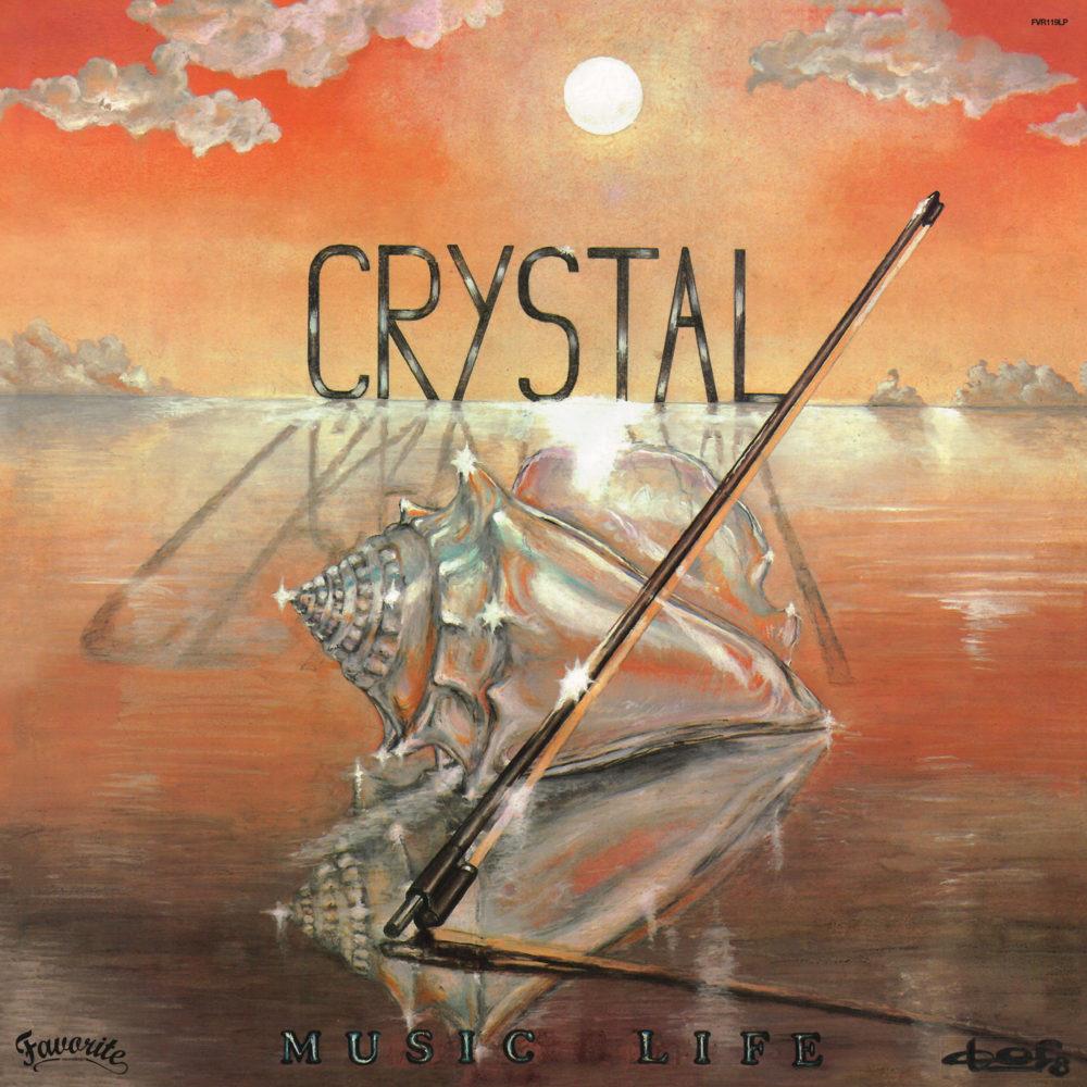 Crystal – Music Life (LP, RE)