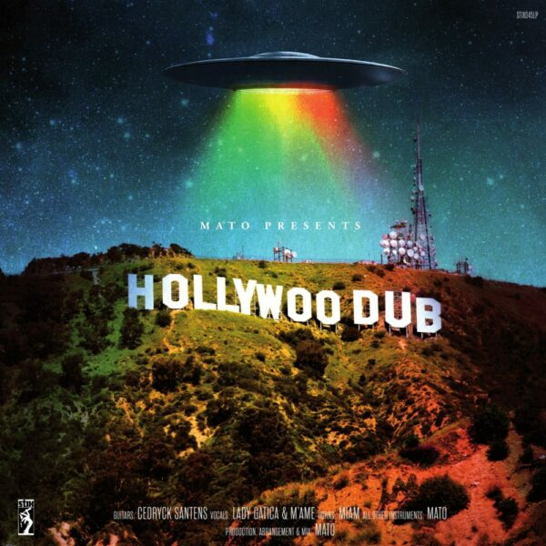 Mato – Hollywoo Dub (LP)