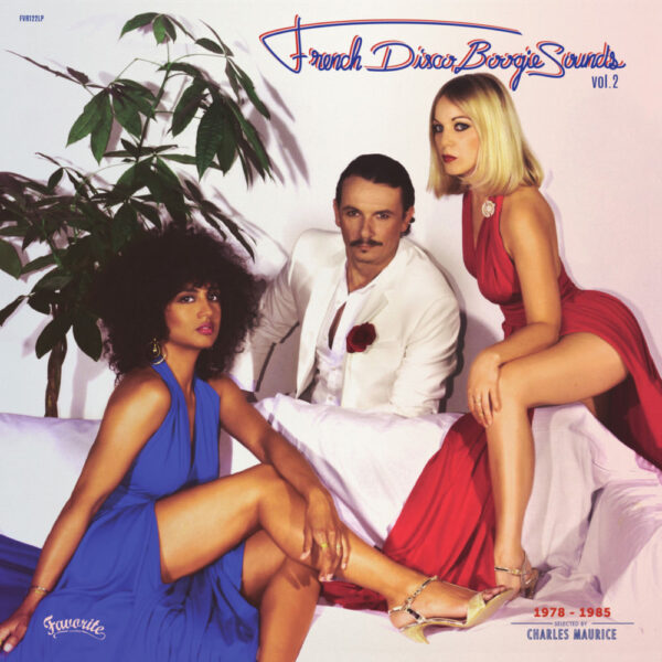 French Disco Boogie Sounds Vol.2 (Comp, RE)