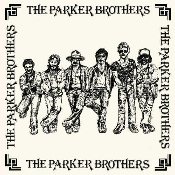 The Parker Brothers – The Parker Brothers (LP, RE)