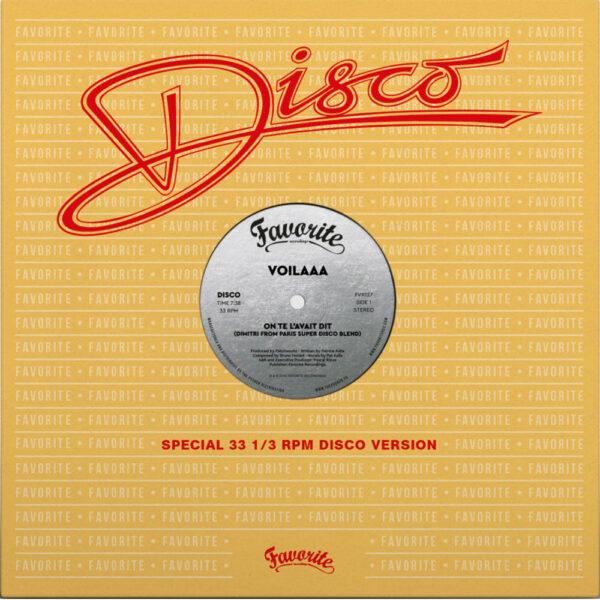 Voilaaa – On te l'avait dit (Remixes) (EP)