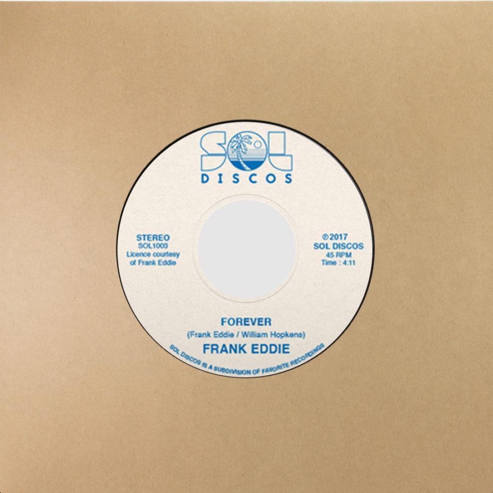 Frank Eddie – Forever (7″, Reissue)