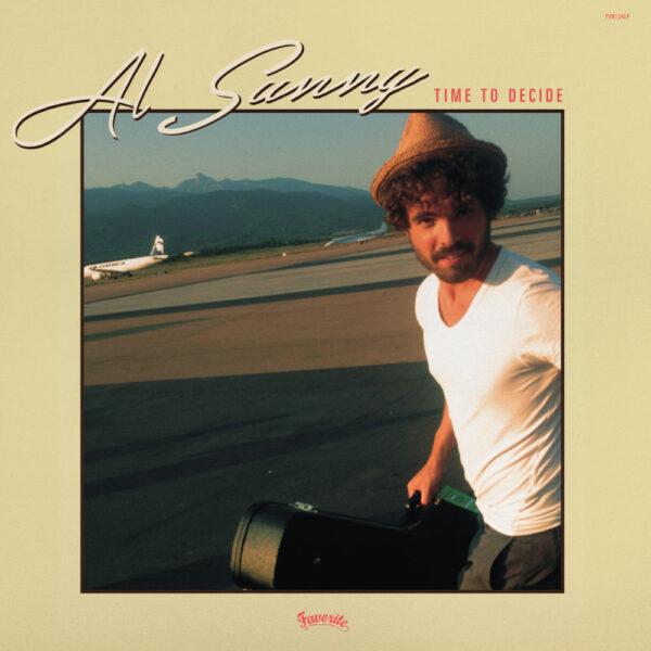 Al Sunny – Time To Decide (LP)