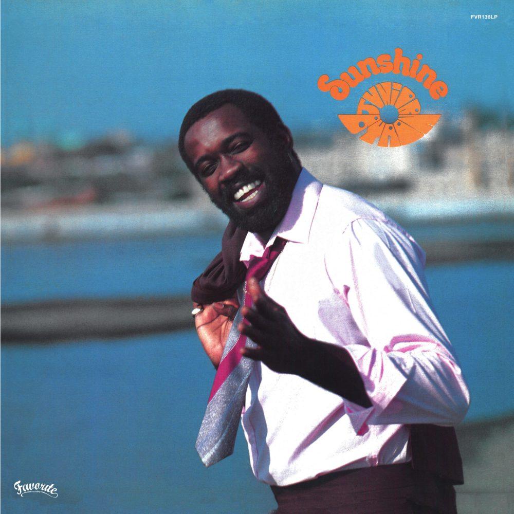 Junior Byron – Sunshine (LP, RE)