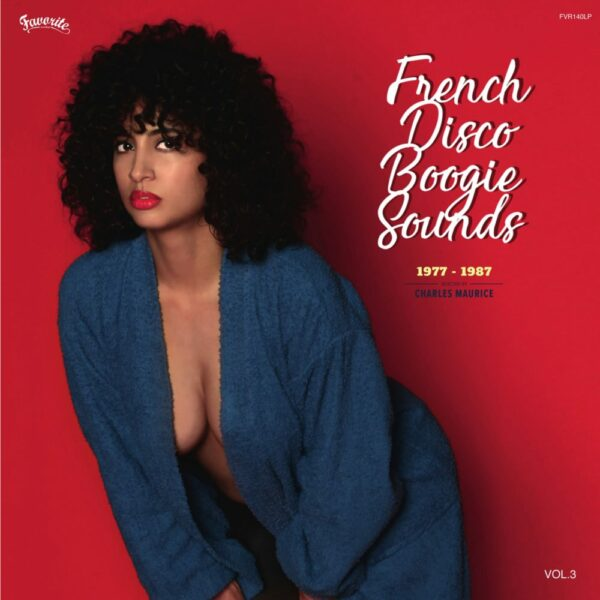 French Disco Boogie Sounds Vol. 3 (Comp, RE)
