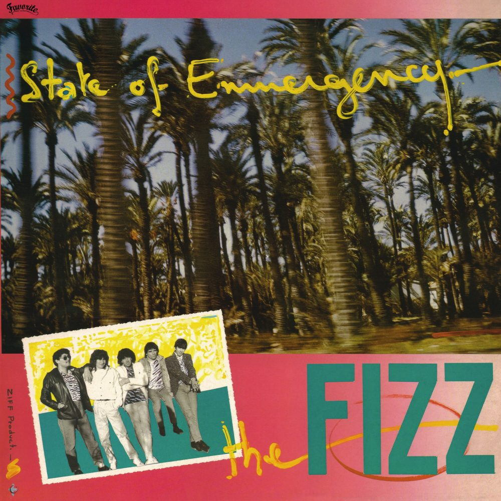 The Fizz – State of Emmergency (LP, RE)