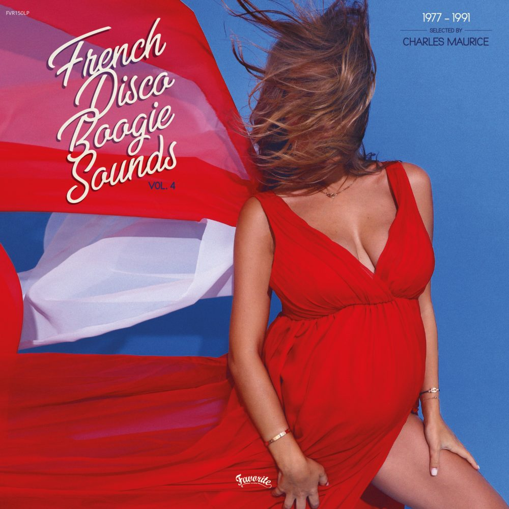 French Disco Boogie Sounds Vol. 4 (Comp, RE)