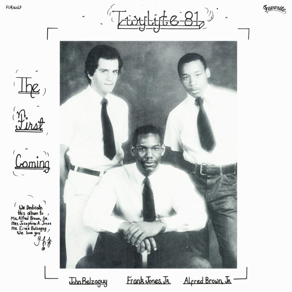 Twylyte '81 – The First Coming (LP, RE)