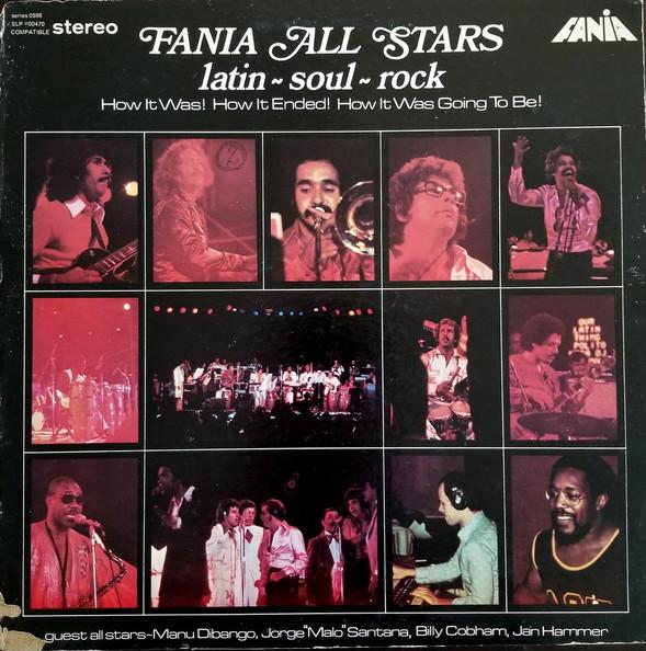 fanial all stars latin soul rock